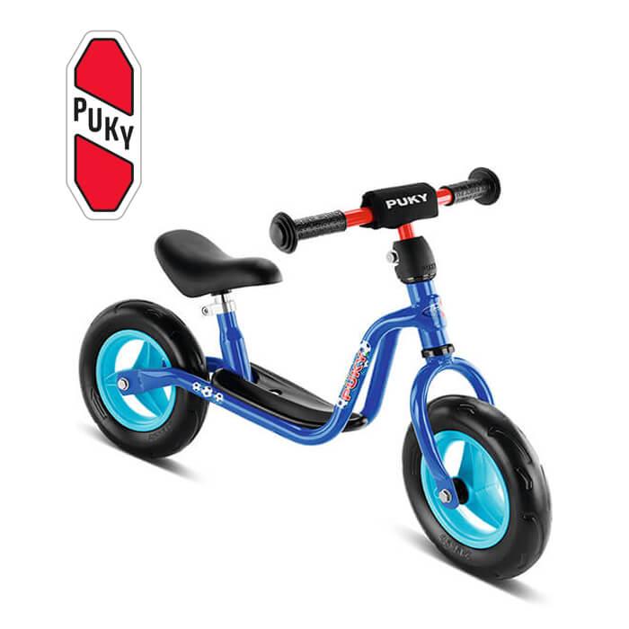 Puky LR M ラーニングバイク ブルー 4055 ドイツ 子供用 おもちゃ 乗り物