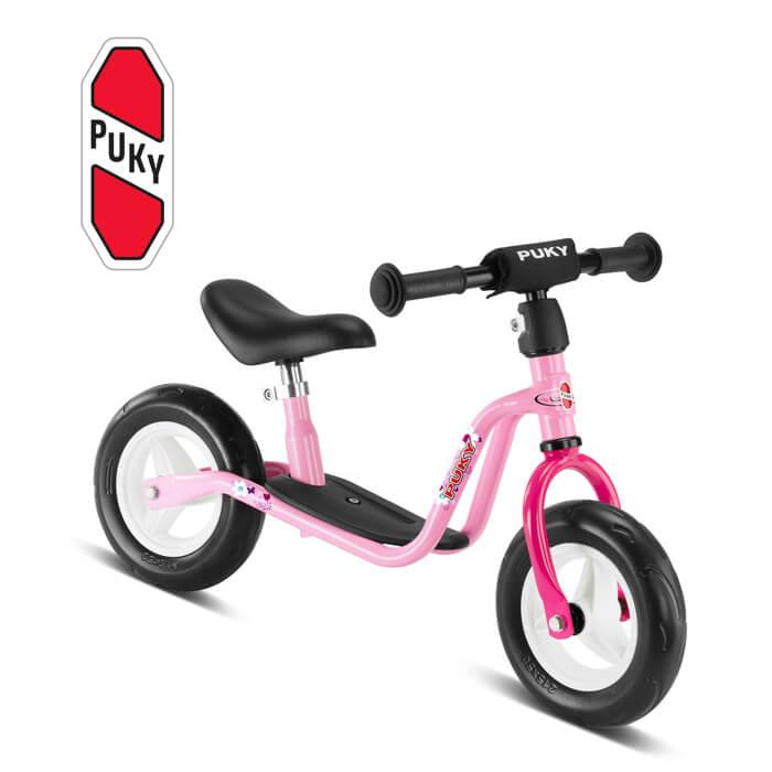 Puky LR M ラーニングバイク ピンク 4061 ドイツ 子供用 おもちゃ 乗り物