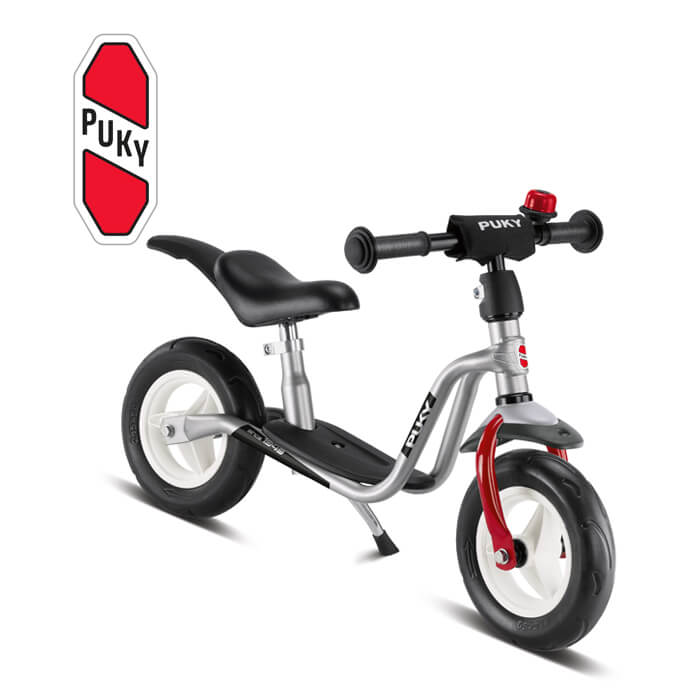 Puky LR M Plus ラーニングバイク シルバー 4072 ドイツ 子供用 おもちゃ 乗り物