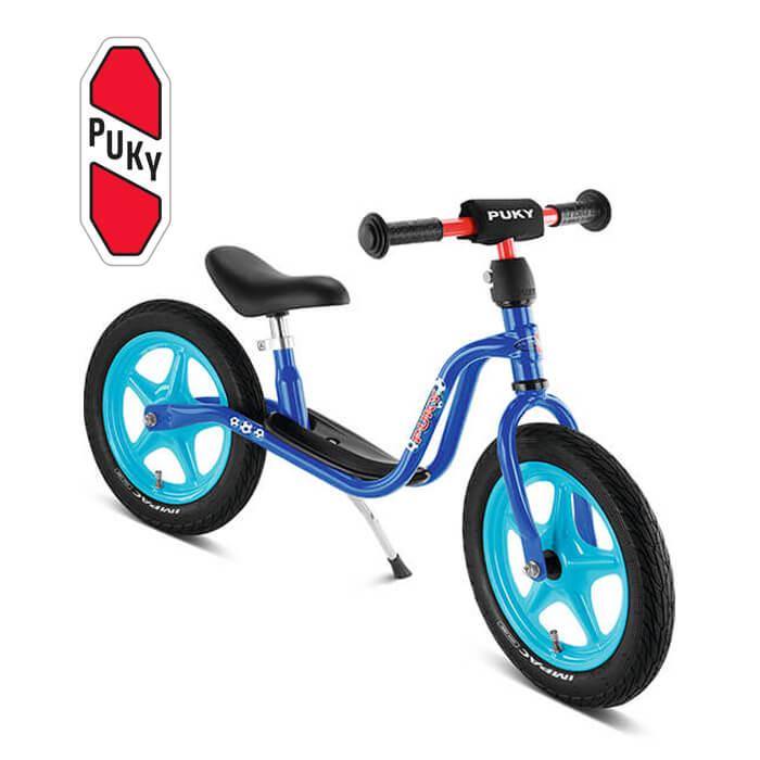 Puky LR 1 L ラーニングバイク エアータイヤ ブルー 4001 ドイツ 子供用 おもちゃ 乗り物