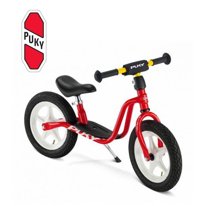 Puky LR 1 L ラーニングバイク エアータイヤ レッド 4024 ドイツ 子供用 おもちゃ 乗り物