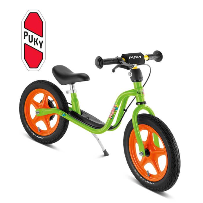 Puky LR 1 L Br ブレーキ付き ラーニングバイク エアータイヤ キウイ 4031 ドイツ 子供用 おもちゃ 乗り物