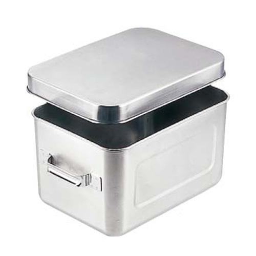 18-8 保温・保冷バットマイルドボックス 5L (蓋付) 006(6)<5L>