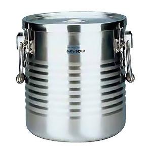 THERMOS/サーモス 18-8 真空断熱容器 (シャトルドラム) 手付 JIK-W18(JIK-W18)<手付>