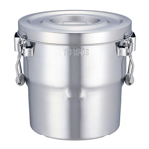 【エントリーでポイント5倍! 9/4(金)20:00-9/11(金)01:59】THERMOS/サーモス 18-8 高性能保温食缶 (シャトルドラム) GBBー14C(GBBー14C)