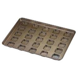 シリコン加工 サボン型 天板 (25ヶ取) <25ヶ取>