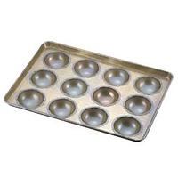 シリコン加工 カステラドーナツ型 天板(12ヶ取)<12ヶ取>