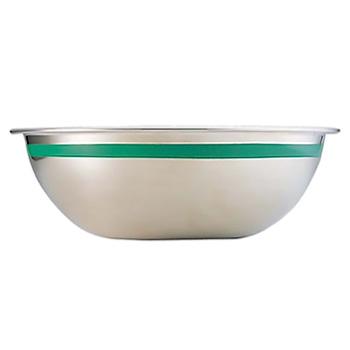 SA 18-8 カラーライン ボール 55cm グリーン<グリーン>【 アドキッチン 】
