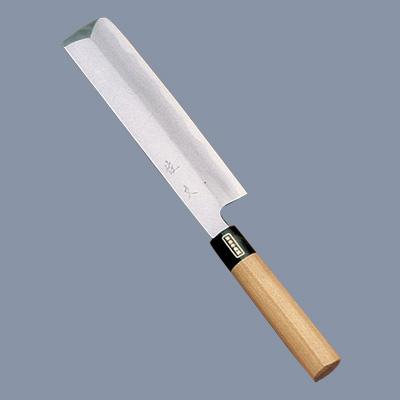 SA 佐文 薄刃 (木製サヤ付)(片刃) 19.5cm<19.5cm>