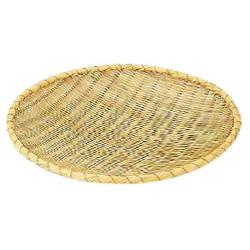 竹製 ためざる (佐渡製) 60cm<60cm>