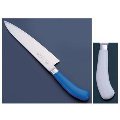 TKG PRO(プロ) 業務用 抗菌カラー庖丁 牛刀(両刃) 30cm ホワイト<ホワイト>