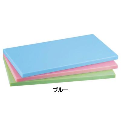 トンボ 抗菌カラーまな板 600×300×30mm ブルー<ブルー>【 アドキッチン 】