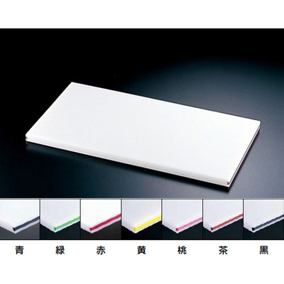 住友 プラスチック まな板 (カラーライン付) 20SOL 緑<緑><メーカー直送品>