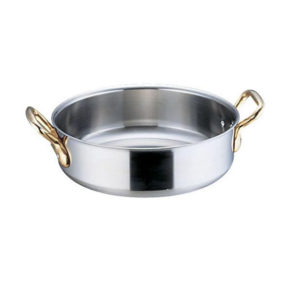 SA スーパーデンジ 外輪鍋(蓋無) 36cm<36cm>