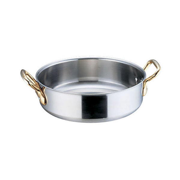SA スーパーデンジ 外輪鍋(蓋無) 42cm<42cm>