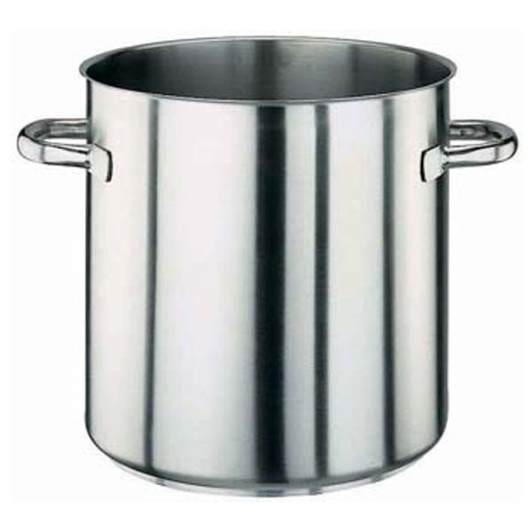 パデルノ 18-10 寸胴鍋 (蓋無) 1001-50(1001-50)<50cm>