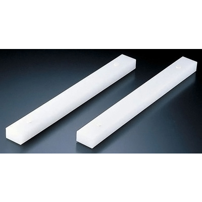 プラスチックまな板受け台(2ケ1組) 50cm UKB02 500×50×H30mm (50cm UKB02)<500×50×H30mm>【 アドキッチン 】