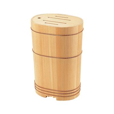 木製 庖丁差 185×255×H350mm <185×255×H350mm>