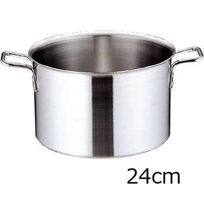トリノ 半寸胴鍋 24cm【 アドキッチン 】
