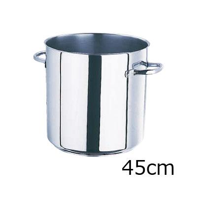モービル プロイノックス寸胴鍋 (蓋無) 5933.45 45cm