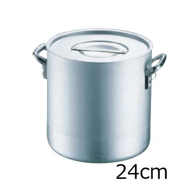 エコクリーン アルミ エレテック寸胴鍋 24cm