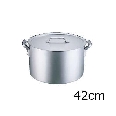 アルミ プロセレクト 半寸胴鍋 (目盛付) 42cm