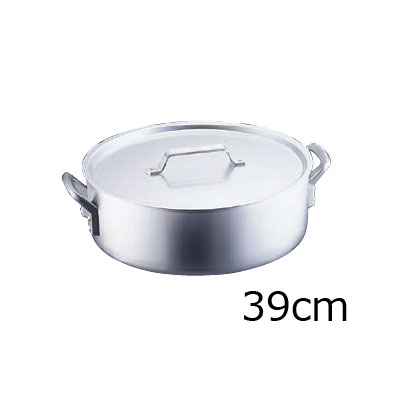 アルミ プロセレクト 外輪鍋 (目盛付) 39cm