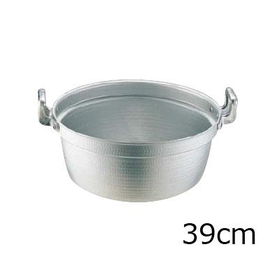 エコクリーン アルミ エレテック円付鍋 39cm【 アドキッチン 】
