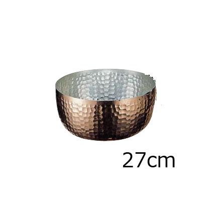 銅 矢床鍋 27cm【 アドキッチン 】