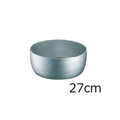 エコクリーン アルミ エレテック 矢床鍋 27cm