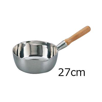 クラッド 雪平鍋 27cm【 アドキッチン 】