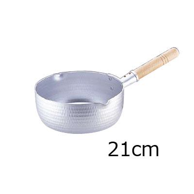 エレテック アルミ雪平鍋 21cm