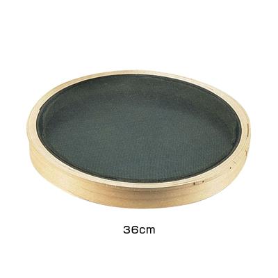 SA 木枠替アミ36cm用 本馬毛 荒目 <36cm用>