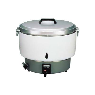 リンナイ ガス炊飯器 RR-50S1 LPガス 525×481×H434mm【 アドキッチン 】