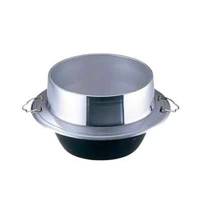 品質検査済 お値打ち価格で アルミ鋳物 小釜 カン付 アドキッチン 26cm