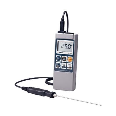 メモリ機能付 メモリ機能付 SK-1260 防水型デジタル温度計 SK-1260 (標準センサ付), イキシ:30861b60 --- zonespirits.xyz