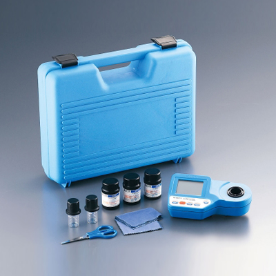 ハンナ デジタル残留塩素計 (全塩素用) HI96711C ケース付キット