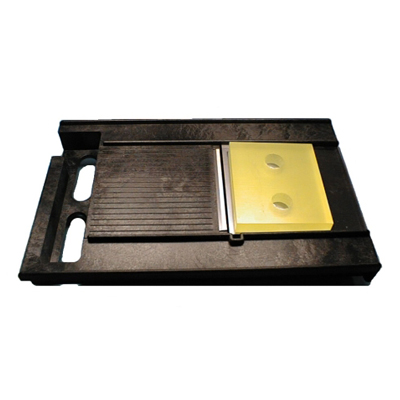 マルチ千切り DX-80用 千切盤 3×4mm <3×4mm>