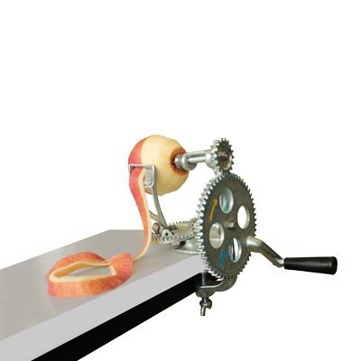 リンゴ皮むき機 IS-310型 140×130×H240