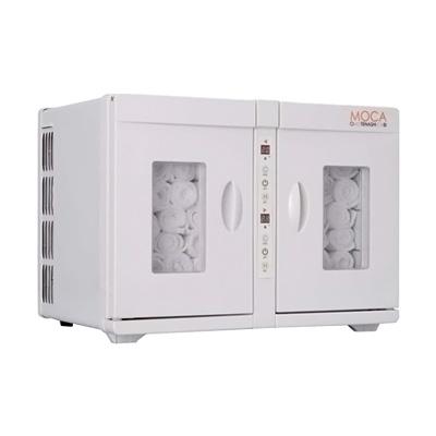 業務用温冷庫 MOCA CHC-16WF(両開きタイプ) 450×355×H335mm