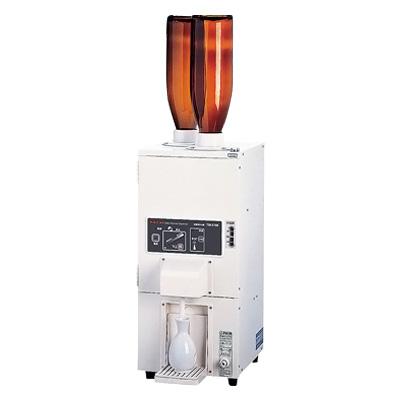 タイジ 全自動酒燗器 TSK-210B (1升ビン2本立1本取) 250×375×H595mm【 アドキッチン 】