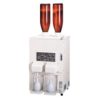 タイジ 全自動酒燗器 TSK-220B (1升ビン2本立2本取) 330×375×H595mm【 アドキッチン 】