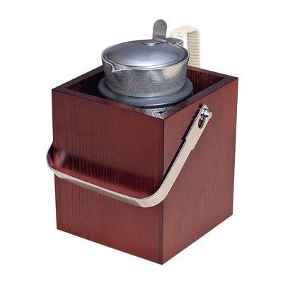卓上酒燗器 ミニかんすけ・匠 (新タイプ) 135×135×H155mm【 アドキッチン 】