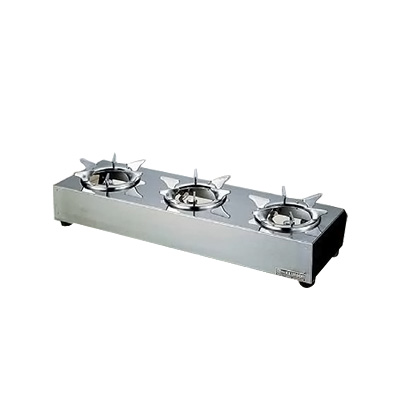 サイフォン ガステーブル US-103 12・13A 600×200×H95mm【 アドキッチン 】