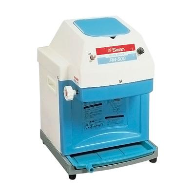 スワン 電動式キューブアイス シェーバー FM-500 288×320×H411 <ブルー>【 アドキッチン 】