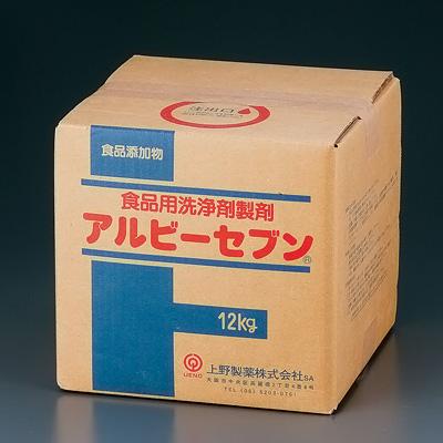 食品添加物食品用洗剤アルビーセブン 12kg【 アドキッチン 】