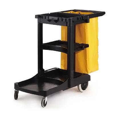 トラスト クリーニングカート 5011 1168×552×H975mm【 アドキッチン 】