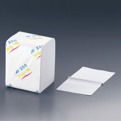 ワンタッチ トイレットティシュー ファシール AQ250 (60組入)【 アドキッチン 】