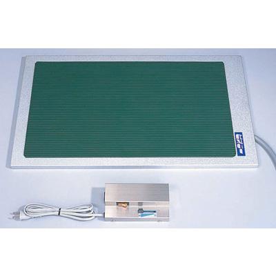 ピオニー 足温器 G-150 (ガルバニウム仕様)600×350×H15mm【 アドキッチン 】