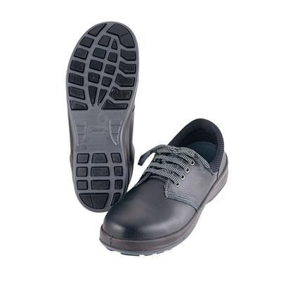 シモン 耐滑安全靴 ウォーキングセフティ SX3層底 WS-11 27.5cm【 アドキッチン 】